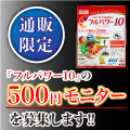 フルパワー10(初回500円モニター)